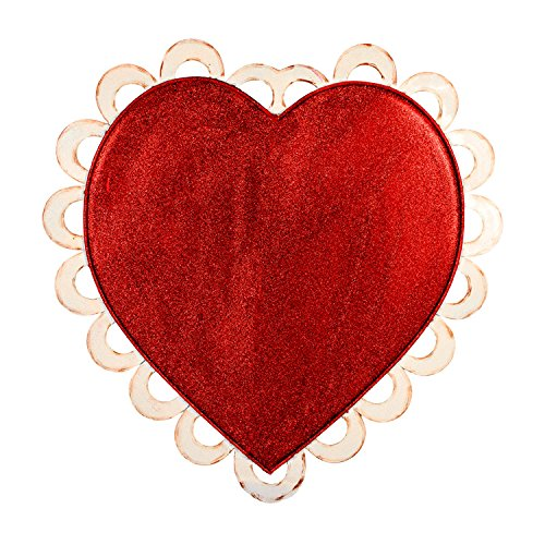 Collection Eyelet (The Round Top Collection - Heart with Eyelet - Metal)