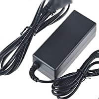Accessory USA AC DC Adapter For Samsung CF392 Series C24F C24F392 C24F392F C24F392FH C24F392FHN LC24F392FHNXZA 24 Curved LED LCD Monitor Power Supply Cord
