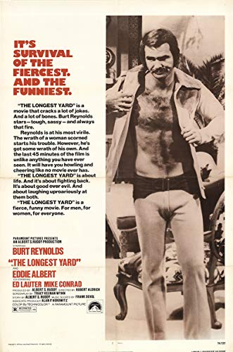 The Longest Yard 1974 Authentic 27