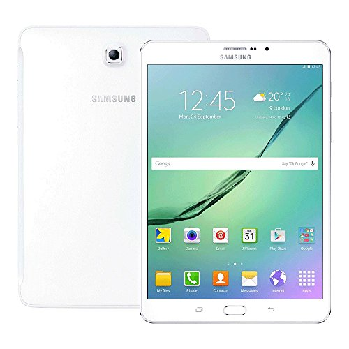 Samsung Galaxy Tab S2 8.0 (SM-T719C) 3GB / 32GB 8.0-inches Factory Unlocked Tablet PC - International Stock No Warranty (White) (Samsung Tab S Gsm)