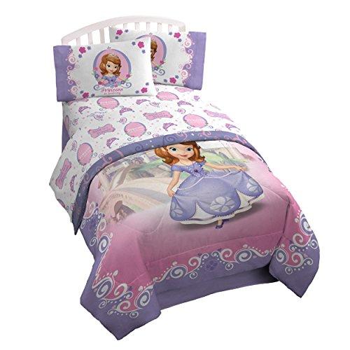 Disney Junior Sofia The First 'Introducing Sofia' 3 Piece Twin Sheet Set