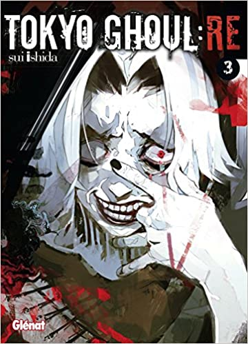 tokyo ghoul re french edition
