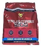 BSN Proteína True Mass 1200, Sabor Vainilla, 10.38 Lb