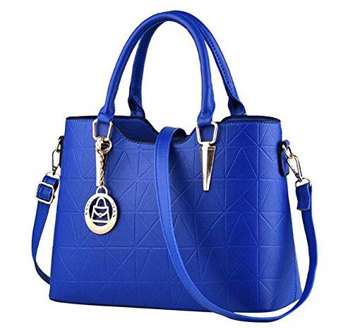 Asas Elegante Bandolera con Bolso Baymate de Cielo Mujer Bandolera Azul y Bolsos ZwqFX6txS6