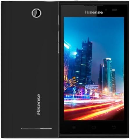 Hisense HSU939NEGRO - Smartphone de 4.5