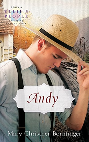 book cover of Andy
