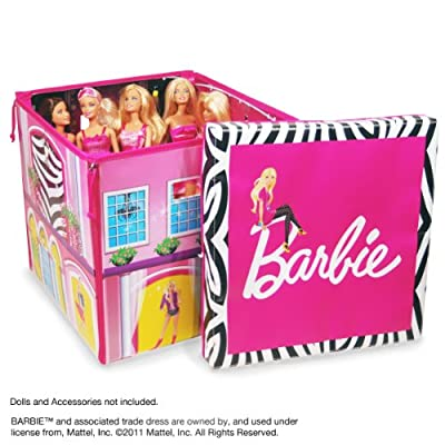 Neat-oh Barbie Zipbin Dream House Toybox Playmat by Neat-Oh
