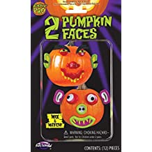 Mr. Pumpkin Faces Kit - 2 Styles by Totally Ghoul