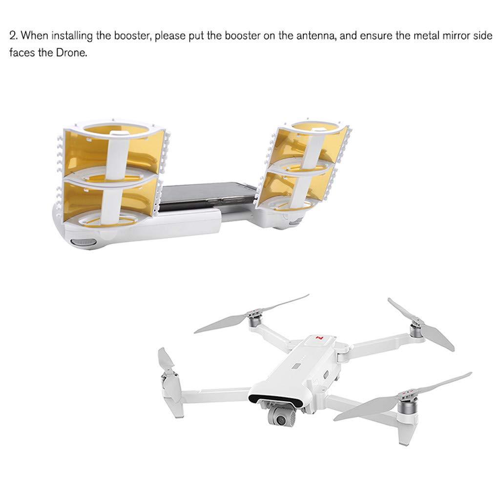 TwoCC Accesorios Drone,4pcs Accesorios señal de estabilización de ...