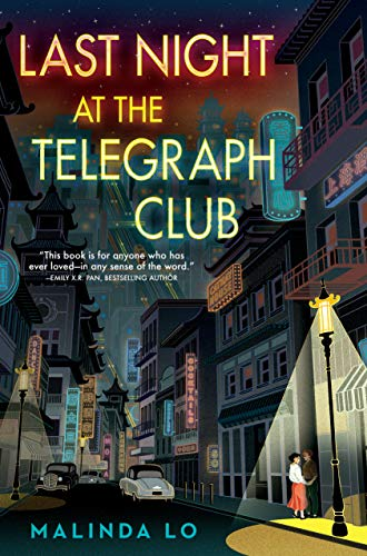 Book Cover: Last Night at the Telegraph Club