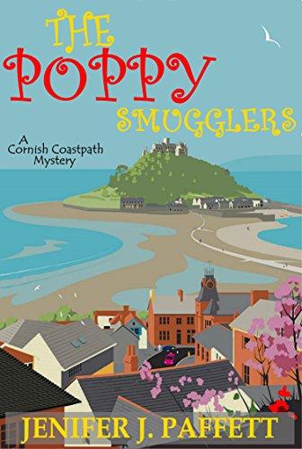 The Poppy Smugglers (A Cornish Coastpath Mystery Book 3) by [Paffett, Jenifer J.]