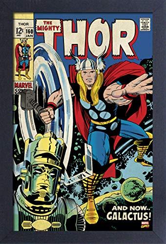 'Thor-Thor #160' Framed Graphic Art Print