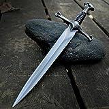 "13.5"" KING ARTHUR MEDIEVAL Historical SHORT SWORD"