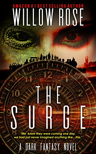 The Surge by Willow Rose ebook deal