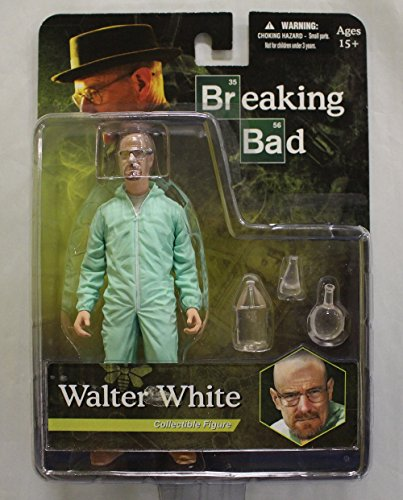 Breaking Walter Hazmat Exclusive Figure