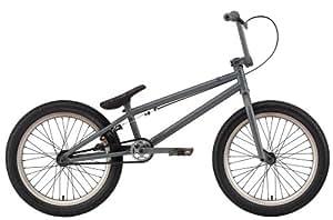Eastern Bikes Reaper Bike (Matte Grey, 20-Inch BMX)