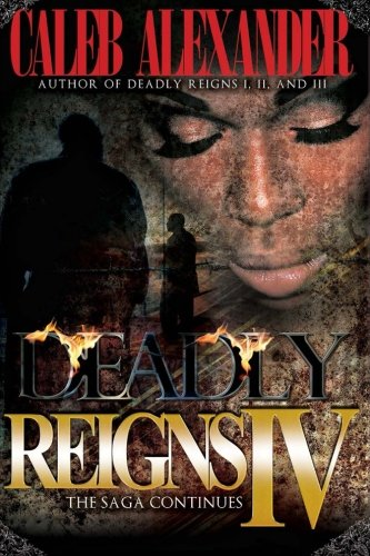 Books : Deadly Reigns IV: The Saga Continues