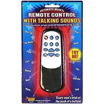 amazon com forum novelties ultimate man s remote control