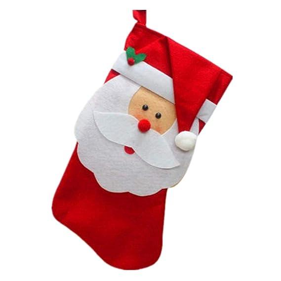 JYC Calcetines Mujer, Medias Mujer Sexy, Alegre Navidad 3D Dibujos animadosNavidad Santa Dulces Regalo Bolso Calcetines: Amazon.es: Ropa y accesorios