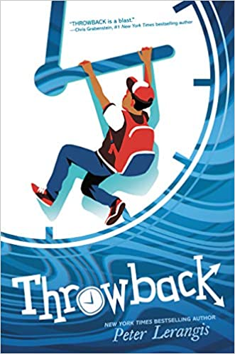 Throwback Lerangis Peter 9780062406385 Amazon Com Books