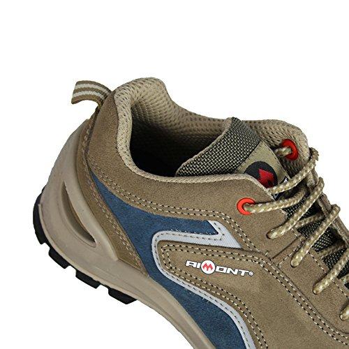Src Aimont Lleva Trekking De Espartaco Plana S1p Beige Zapatos Que Awqw6FE