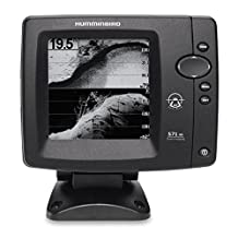Humminbird 408980-1 500 561 DI Down Imaging and DualBeam Fishfinder