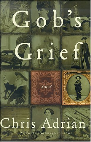 book cover of Gob\'s Grief