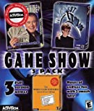 Activision Game Show 3 Pack - Who Wants to Be a Millionaire - Weakest Link - The Worst Case Scenario.