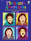 img - for Phonemic Awareness, Grades K to 2: Listening Activities for Developing Pre-Reading Skills book / textbook / text book