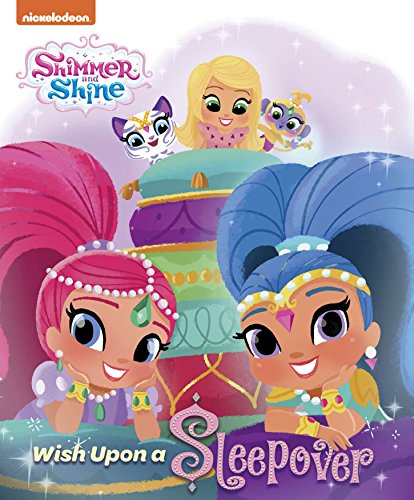 Wish Upon a Sleepover! (Shimmer and ()