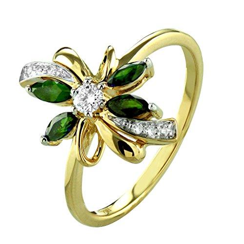 0.54 Ct Emerald Cut Diamond - 9