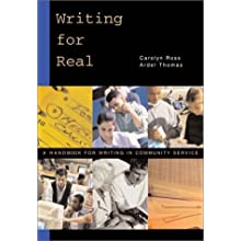 Writing for Real: A Handbook for Writing in Community Service