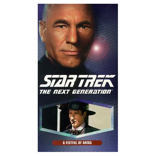Star Trek - The Next Generation, Episode 134: A Fistful of Datas movie