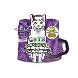 Cats Incredible Lavender SuperKittyKattakalizmik Klumping Litter - 14 lb