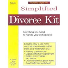 Simplified Divorce Kit: Everything You Need to Know Handle Your Divorce