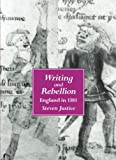 img - for Writing and Rebellion: England in 1381 (The New Historicism: Studies in Cultural Poetics) book / textbook / text book