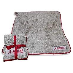 Logo NCAA Frosty Fleece 60 X 50 Blanket ...