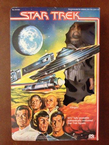 1979 Star Trek Movie Version Klingon 12 1/2
