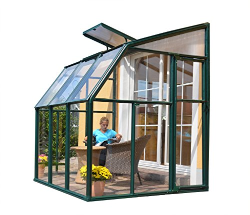 Rion Sun Lounge 2 Greenhouse, 6′ x 6′