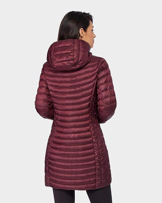 Amazon.com: 32 DEGREES - Chaqueta con capucha para mujer ...