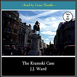 The Kramski Case Audiobook