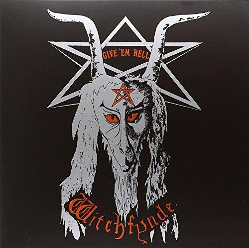 Vinilo : Witchfynde - Give Em Hell