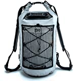 ZBRO Waterproof Dry Bag Backpack with Padded Straps and Mesh Pocket - Floating Bags for Water Sports Travel Kayaking Boating Swimming Snorkeling Camping - Dry Sack 20l for Kayak or Boat