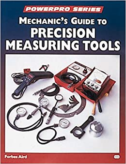 Book Mechanic's Guide to Precision Measurement Tools (Motorbooks Workshop)