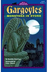 Gargoyles : Monsters in Stone (All Aboard Reading, Level 2) Mass Market Paperback