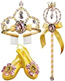 Beauty And The Beast Belle Costume Accessory Bundle
