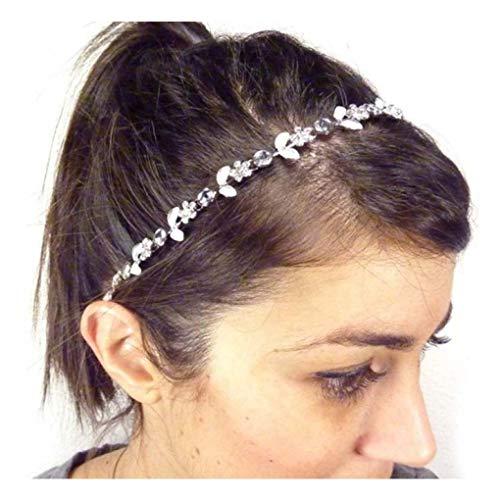 Yalice Elastic Flower Head...