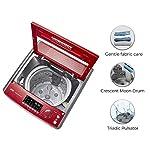 IFB 6.5 kg Fully-Automatic Top Loading Washing Machine (TL-SSDR 6.5KG AQUA, Sparkling Silver, Aqua Energie water…