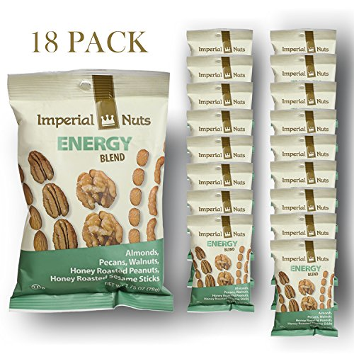 - Nuts Snack Packs Mixed Nuts, Seeds and Dried Fruit Great on the Go Snack (Energy Blend)