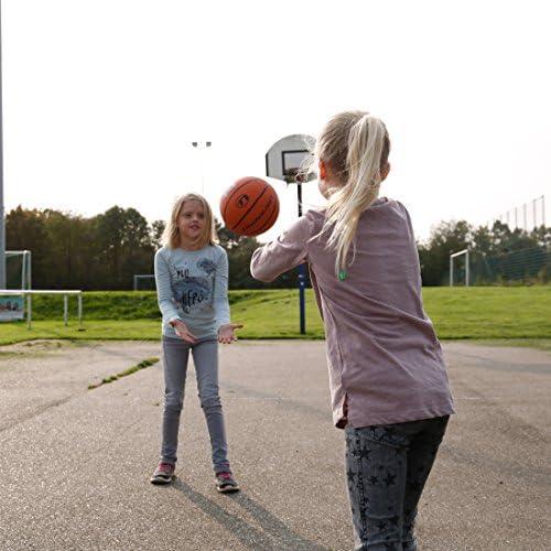 Ultrasport Balón de baloncesto infantil, tamaño pequeño 5 con ...